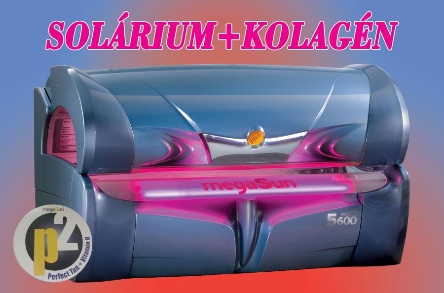 Solárium Megasun 5600